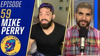 Mike Perry Reflects On Horrific Nose Injury, Next Steps In Career  Ariel Helwani's Mma Show