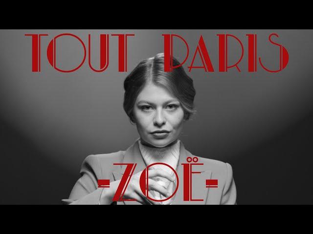 NEU: Tout Paris von Zoe ((jetzt ansehen))