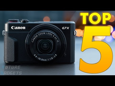 5 Best Compact Cameras in 2019 📷 Best Point And Shoot Camera