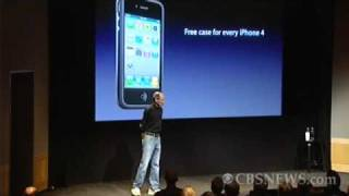 Apple Offers Free IPhone 4 Cases