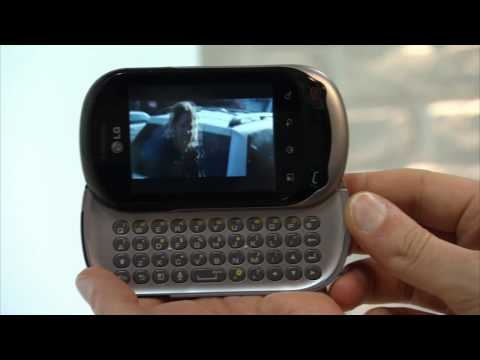 Video recensione LG Optimus Chat