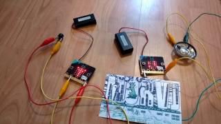 Microbit Morse Transceiver