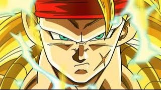 Bardock vs Lord Chilled English Dub