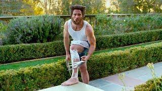 金刚狼用艾德曼合金刮腿毛,一部恶搞超级英雄的科幻电影《超级英雄》