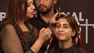 Demo of Make-Up Studio by Make-up expert Anubha Dawar