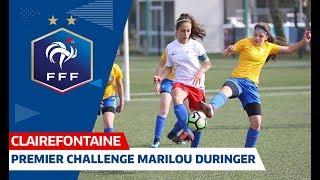 Challenge féminin Marilou Duringer, 2e édition !