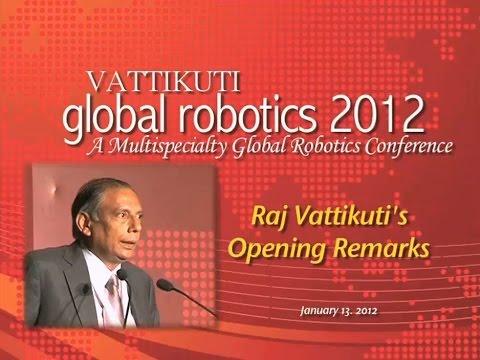 Raj Vattikuti- Opening Remarks