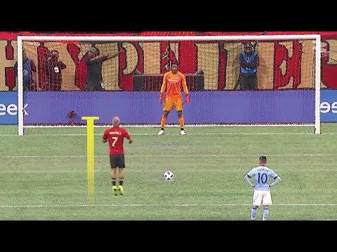 Original Penalty Goals in Football