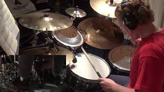 Babymetal   Starlight   Drum Cover By Sam Slater