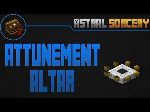 Astral Sorcery: Personal Attunement! Bit-by-Bit Part 4