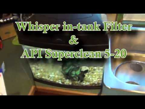 Tetra Whisper 3i In-Tank Filter – Review -Waking Dead Fish