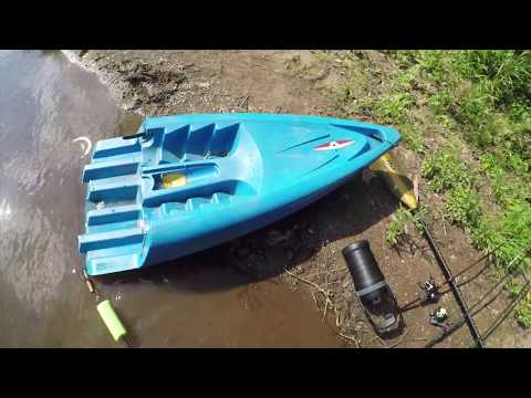 2 piece Kayak review:  Point 65 North Tequila   My kayak was sinking. Are they worth it or novelty