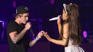 Ariana Grande & Justin Bieber - Love Me Harder (Live)