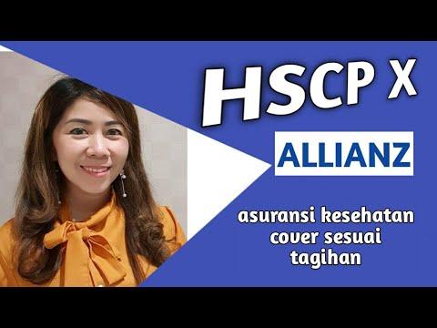 HSCP X Allianz bersama Cristine Liman