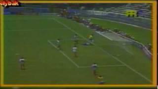 ALGERIE - BRESIL Coupe du monde  1986