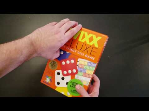 Qwixx Deluxe board game review
