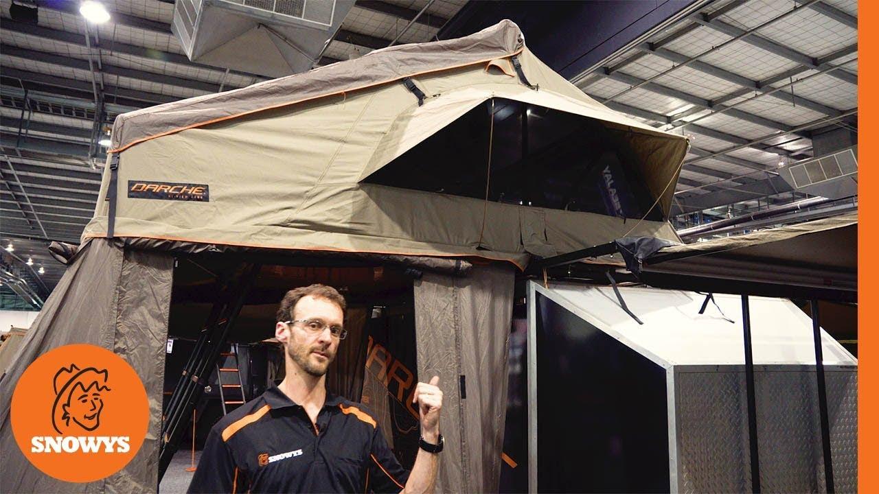 Hi-View 2200 Rooftop Tent