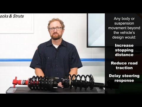 A Different Approach to Thinking About Shocks and Struts
