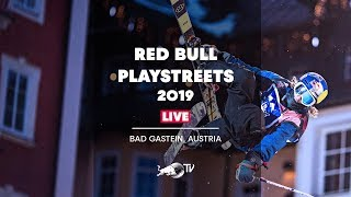 REPLAY Urban Freestyle Skiing | Red Bull PlayStreets 2019