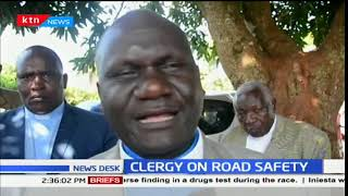 Church clergy has called on motorist to exercise caution on roads