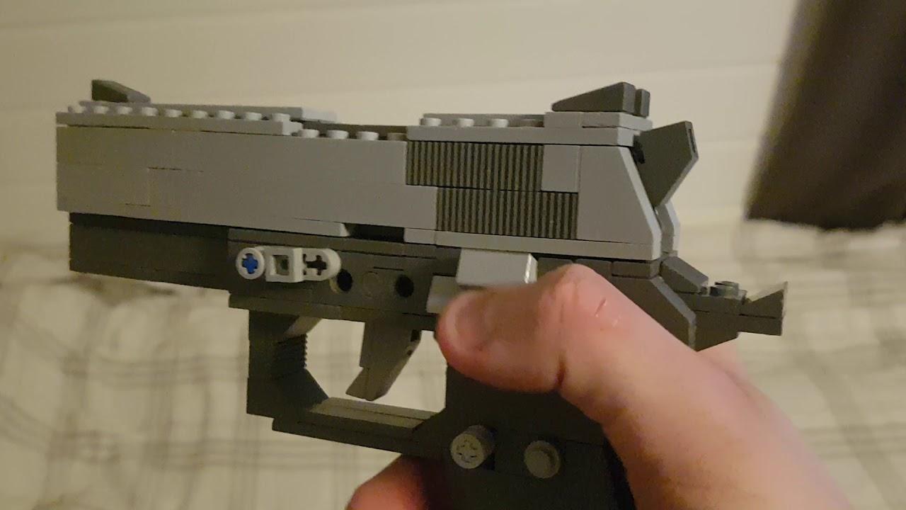 Rainbow Six Siege: LEGO P229