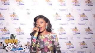 Karaoke Booth - Shaapera On The Microphone