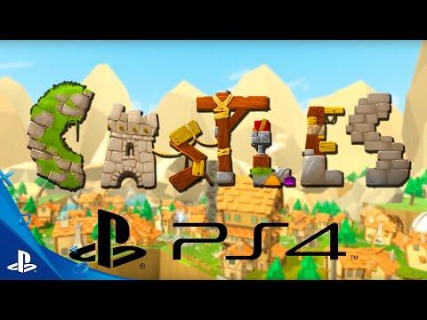 Castles - Launch Trailer | PS4 thumbnail