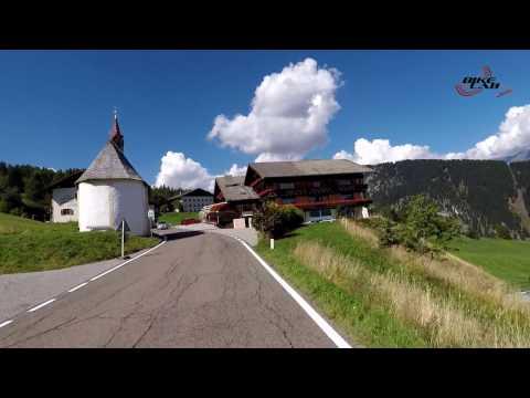 Passo Giovo - Jaufenpass da Vipiteno -- BikeLabvideo for Elite Real, TACX, Daum, Kettler