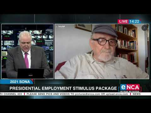 Presidential employment stimulus package