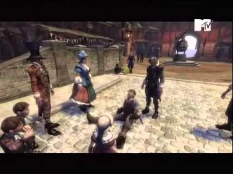 Икона Видеоигр Fable 2.