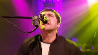 The Charlatans - Love is the key - live @ Mascotte Zurich