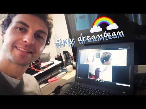 Video Sanofi en mode selfie - Nicolas