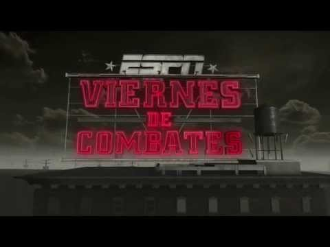 ESPN Viernes de Combates Theme Song 2013 by Catharine Wood and Paloma Estevez