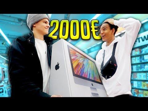 ICH schenke AJ einen 2000€ iMac! 💶🔥 (Überraschung) (видео)