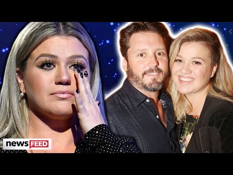 Kelly Clarkson BLINDSIDED By Divorce & Struggling With It