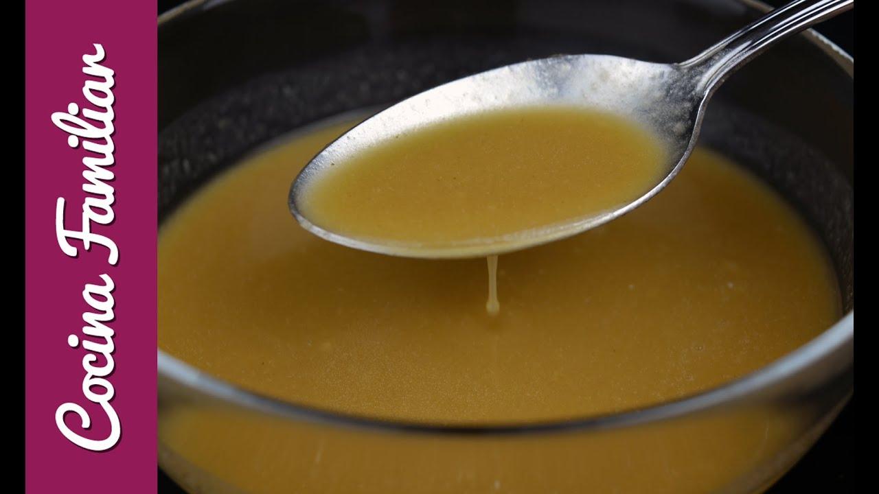 Como hacer salsa de cebolla  | Javier Romero