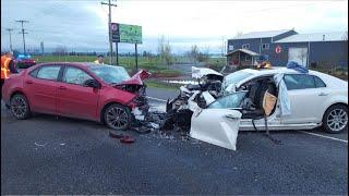 AMAZING CAR CRASHES 2020