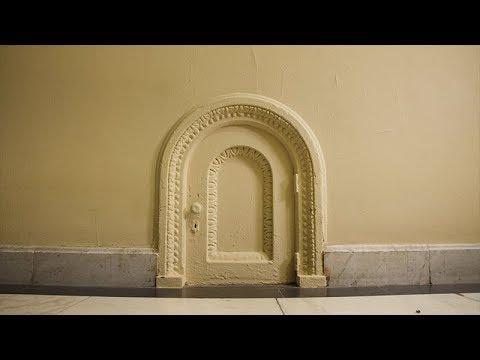 Whats Hidden Behind Tiny Doors in the U.S. Capitol?