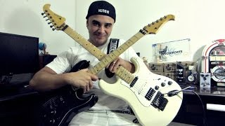 Coming Home (Avenged Sevenfold) Cover by Cacá Barros (all guitars)