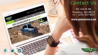 Buy Used Cars For Sale in Reasonable Prices - GT Auto Sales
