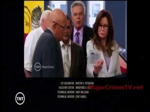 Major Crimes 3.08 (Preview)
