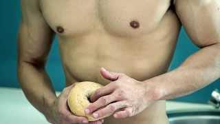 LoveYourself | FOOD PORN -- Wear It. Wet It. Better Safe When Horny.