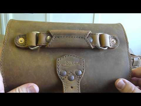 The Saddleback Leather Travel Case