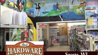Sparta Wisconsin's The Hardware Store On Our Story's The Celebrities