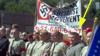 Neo-Nazis Patrolling US Border w/ Guns thumbnail