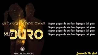 Arcangel Ft Don Omar - Muy Fuerte    2016