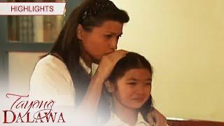 Junior saves Audrey in exchange for his life   Tayong Dalawa
