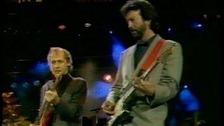 MARK KNOPFLER (Dire Straits) & ERIC CLAPTON - Walk of Life