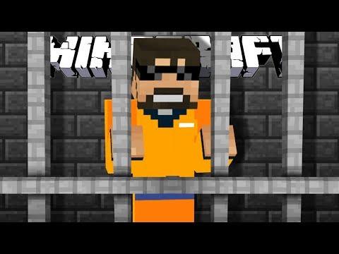 Minecraft: JAIL BREAK   STARTING FROM THE BOTTOM #1