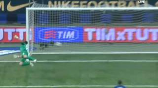 preview picture of video 'INTER vs. ATALANTA 3-1 CHIVU 24/04/2010 HD'